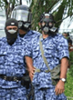 Police star force Maldives